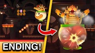 getlinkyoutube.com-DEFEATING FINAL BOSS BOWSER + ENDING! - Super Mario Run (World 6 Walkthrough)
