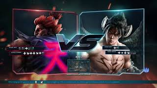 Tekken 7 Awais Honey(Akuma) vs Ali Raza(kazuya,deviljin) ManiaX Fighters cup s2