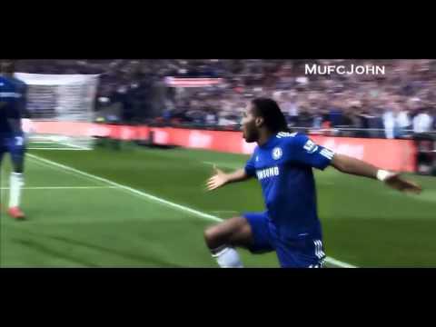 Didier Drogba vs Wayne Rooney 2010 2011