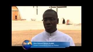 RTI: Religion : lavement des pieds et institution de l'Eucharistie