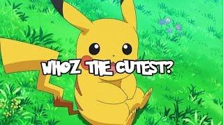 getlinkyoutube.com-GirlGroup Members (Umji,Seulgi,Sunny,Kaeun,ect) Imitating Pikachu