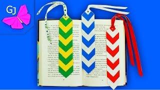 getlinkyoutube.com-Закладка для книг с хвостиком :8: Как сделать закладку из бумаги