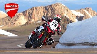 getlinkyoutube.com-Pikes Peak / Ducati Multistrada - MotoGeo Adventures