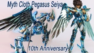 Saint Seiya Myth Cloth - Pegasus Seiya 10th Anniversary
