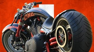 """The One"" by ERBACHER CUSTOM BIKES 