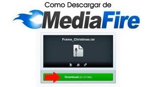 getlinkyoutube.com-Como subir archivos a MediaFire (juegos, música, vídeos)...