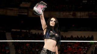 getlinkyoutube.com-WWE RAW 05.18.15 Diva's Championship Match: Nikki Bella vs. Naomi (720p)