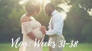 VLOG: Pregnancy Before Labor & Delivery width=
