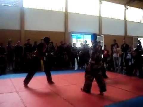 2ºcampeonato de Hapkido - Formiga vs Avatar.AVI
