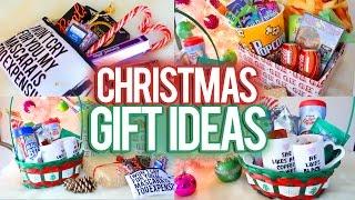 getlinkyoutube.com-CHRISTMAS GIFT IDEAS!