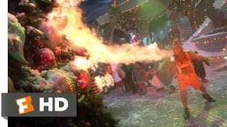 getlinkyoutube.com-How the Grinch Stole Christmas (5/9) Movie CLIP - Oh, the Whomanity! (2000) HD