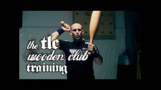 getlinkyoutube.com-Teutonic Lifting - Wooden Club / Indian Club training for functional Fitness