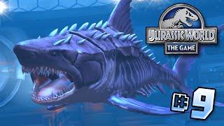 getlinkyoutube.com-Hell's Aquarium! Megalodon MAX!! || Jurassic World - Lagoon Series - Ep 9 HD