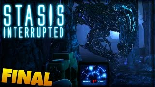 THE ALIEN QUEEN | Stasis Interrupted (Aliens: Colonial Marines DLC ENDING)