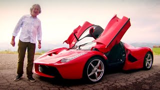 getlinkyoutube.com-LaFerrari Review - Top Gear - Series 22 - BBC