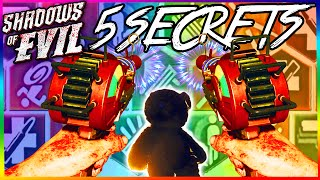 "TOP 5 SECRETS You Didn't Know About ""Black Ops 3 Zombies"" - Easter Eggs & Tips! (BO3 Zombies)"