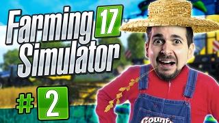 getlinkyoutube.com-Farming Simulator 2017 #2 - Doing Time