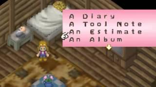 getlinkyoutube.com-Harvest Moon 64 Married Life - Karen