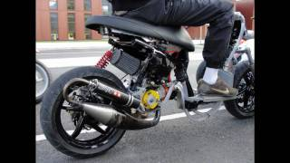 getlinkyoutube.com-Session Technolac Reglages Scoot Stage 6 R/T MHR Team 2 etc !!
