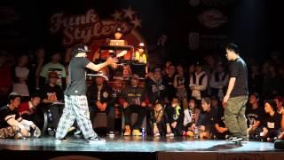 getlinkyoutube.com-funk stylers vol.5 popping battle final Kei vs Dandy
