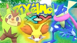 getlinkyoutube.com-PIXELMON GENERATION 6 CONFIRMED! - Pixelmon X and Y