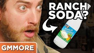 getlinkyoutube.com-Weird Soda Taste Test
