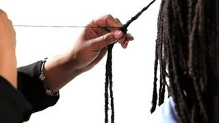 getlinkyoutube.com-How to Repair Broken Dreads   Get Dreads