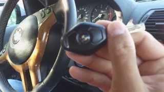 getlinkyoutube.com-БМВ Е53 Инициализация Ключа BMW.Initialization of the Key with the Car's Computer