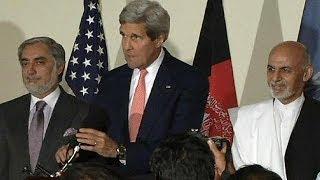 آرای انتخابات ریاست جمهوری افغانستان بازشماری می شود