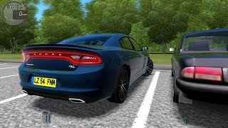 City Car Driving 1.4.1 Dodge Charger RT LD 2015 [G27]