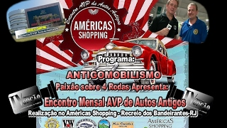 Encontro Mensal AVP no Américas Shopping