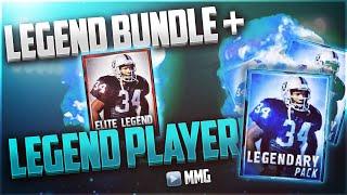 getlinkyoutube.com-Legend Bundle RAGE! Elite Legend Player Topper! Madden Mobile