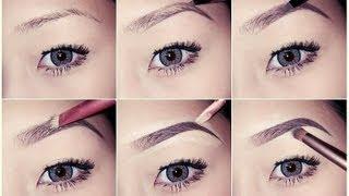 getlinkyoutube.com-Perfect Eyebrow Tutorial