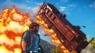 getlinkyoutube.com-JUST CAUSE 3 FAILS: #4 (JC3 Funny Moments Compilation)
