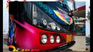 getlinkyoutube.com-Bus (Fan Bus_5) รถบัสพัดลม&เพลงแดนซ์ Remix