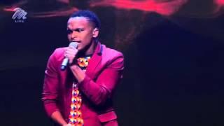 getlinkyoutube.com-Idols Top 6 Performance: Siphelele sings Nathi