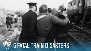 getlinkyoutube.com-6 Fatal Train Disasters