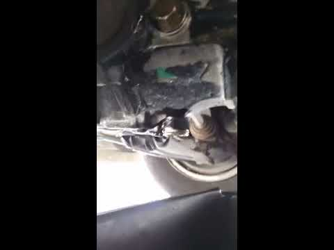 Honda acty front differential fluid change. Gear lube oil change