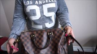 getlinkyoutube.com-Is the Louis Vuitton SPEEDY BANDOULIÈRE 30 Worth Buying?