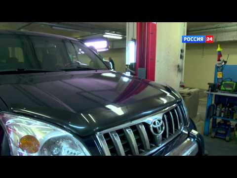"""Вторичка"": обзор Toyota Land Cruiser Prado 120//АвтоВести 153"