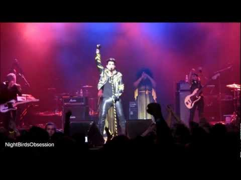 "ADAM LAMBERT ""Fever"" & ""Trespassing"" Star 101.3 Jingle Ball San Francisco CA HD 12.14.2012"