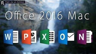 getlinkyoutube.com-Office 2016 para Mac ya activado