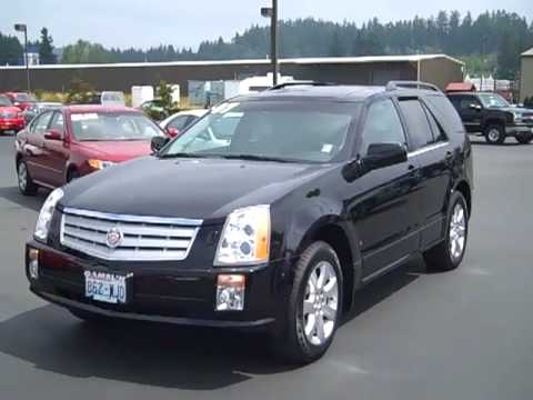 2007 cadillac srx problems online manuals and repair. Black Bedroom Furniture Sets. Home Design Ideas