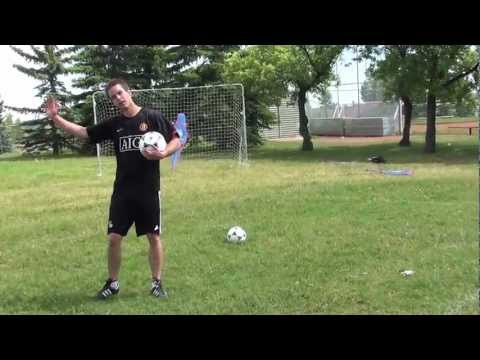 Soccer Shooting Tutorial: How to Shoot a Soccer ball with Power and Accuracy
