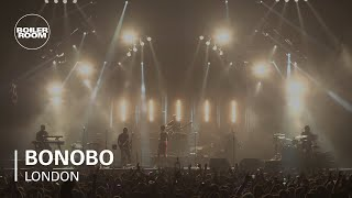 getlinkyoutube.com-Bonobo Boiler Room London — Live at Alexandra Palace