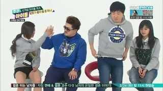 getlinkyoutube.com-150218 에이핑크(Apink) 주간아이돌 보미&하영 1080p 60fps