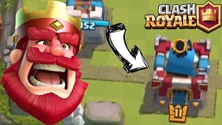 getlinkyoutube.com-HILFE! MEIN TURM IST ROT! || CLASH ROYALE || Let's Play CR [Deutsch/German HD+]