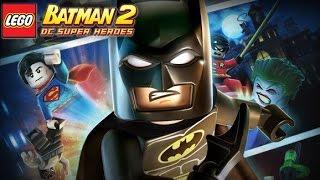 getlinkyoutube.com-LEGO Batman 2: DC Super Heroes All Cutscenes (Game Movie) 1080p HD