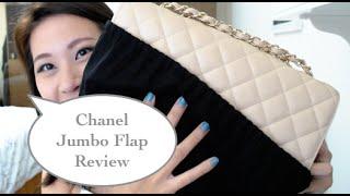getlinkyoutube.com-Chanel Jumbo Flap review