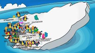 getlinkyoutube.com-TIPPING THE ICEBERG! (Club Penguin Funny Moments)